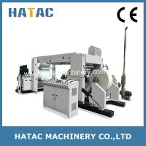 PVC Film Slitting and Rewinding Machine,Abrasive Paper Slitter Rewinding Machine,ATM Paper Slitting Machine Manufactures