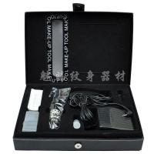 China Permanent Makeup Tattoo Gun eyebrow tattoo Machine Dragon tattoo machine set Make Up Kit on sale