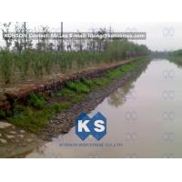 Woven Welded PVC Coated Gabion Box / Gabion Basket / Gabions For Coastal Manufactures
