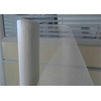 China High Strength Fiberglass Wire Mesh  Alkali Resistant For Wall Materials on sale