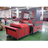 Buy cheap Hgih Accuracy Shoe Upper Line Marking Machine Multiple Inks Fully Intelligent from wholesalers
