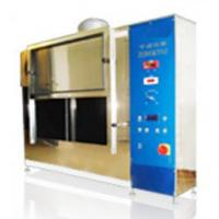 FAA FAR 25.853 Horizontal Vertical Flammability Chamber Stainless Steel Adjustable Manufactures