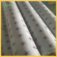 Metal Protective Film For Steel With Color Coating / Prepainted Steel Products Protective Film Manufactures
