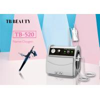 China Home Use Water Oxygen Spray Skin Rejuvenation Oxygen Therapy Machine / Water Jet on sale