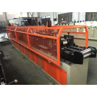 China 10 Steps Light gauge Steel Framing Machine, C U Stud And Track Rolling Machine on sale