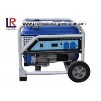 China Water Cooled 7kw Small Gasoline Generators with Single Cylinder 4 Stroke Engine on sale