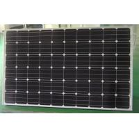 China 60 cells 290W double galss Monocrystalline solar panel, PV modules mono solar panel on sale