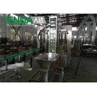 China CE Approval Water / Beverage Filling Machine Stainless Steel For Bottle Packing on sale