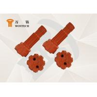 Safety Top Grade Metal Mining Drill Bits DTH Drilling Tools Long Working Lifetime Manufactures