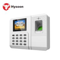 Buy cheap Easy Operation Color TFT Screen Biometric fingerprint identification With Access Control C31 Support Spanish Language from wholesalers