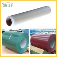 Colored Aluminum Sheet Protective Film PE Adhesive Tape Water Resistant Manufactures