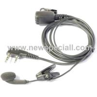 1 ear-hook microphone for 2 way radio Manufactures