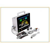 China Hospital Patient Monitor Machine With Accessory Cabinet 12.1 Inch Size Display on sale