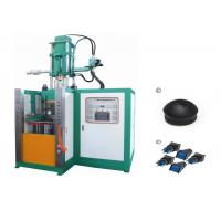 Own Patent 200 Ton Rubber Injection Moulding Machine With HMI Panel Master Manufactures
