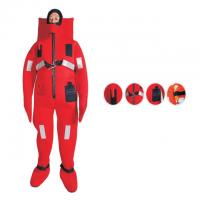 Waterproof Immersion Survival Suit For Fishman EC Certification 6h Protection Manufactures