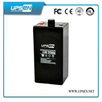 VRLA Sealed Lead Acid Battery with Good Quality and CE Certificate Manufactures