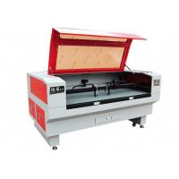 1610 120W CO2 Glass Tube Laser Engraving And Cutting Machine for Garment Industry Manufactures