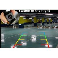 Waterproof Punch 13mp Hidden Cctv Camera For Bus / Car 960P Resolution Manufactures