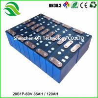 China Chinese Factory Price EV/HEV/Wind/Solar Power Storage 60V LiFePO4 Batteries PACK on sale