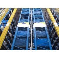 Labor Saving Automated Warehouse System ASRS Logistic Storage Three Dimensional Manufactures