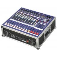 High Power Dj Audio Mixer 550W*2  12Channels Mixing Console PM2000USB Manufactures