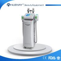 Buy cheap best Cryolipolysis 2 Cryo handle + 2 rf handle + 1 cavitation handle from wholesalers