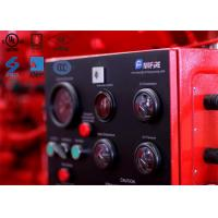 FD50 Primary Resistor Jockey Pump Controller For Subway Stations Red Color Manufactures