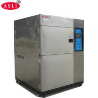 Stainless Steel Thermal Shock Chamber / Environmental Test Equipment Manufactures