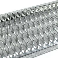 Buy cheap Grip Strut Safety Grating Perforated Anti Skid Plate / Anti Skid Sheets from wholesalers