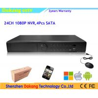 Quality Video Surveillance 4 Channel Digital Video Recorder Security , 960H CCTV DVR for sale