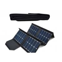 China 130W Black DC 19V Solar Powered Portable Power Supply for electronics on sale