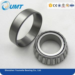 International Standard 30206 Open Metric Roller Bearings High Reliability Manufactures
