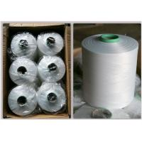 China Industrial polyester yarn 6000D high tenacity polyester multifilament yarn on sale