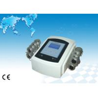 Cellulite Ultrasound / Ultrasonic Cavitation And Rf Lymph Drainage Slimming Machine Manufactures