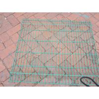 PVC Coating Welded Wire Mesh Fence Panel Manufactures