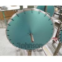 China 400mm Laser Welded Asphalt Cutting Blade with Fast Cutting and Long Life on sale