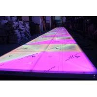 China Pixel 64 200w 1m * 1m Led Party Dance Floor RGB 3 In 1 Bearing Pressure 750KG on sale