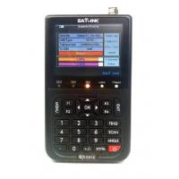 DVB-S Satellite finder CSP-WS6912 with RT Spectrum