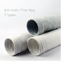 Anti - Static Polyester Fabric Filter Bags for Dust Collector Manufactures