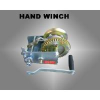 Hand Winch with Cable (hand winch with cable) Manufactures