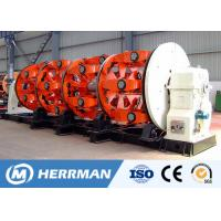 45KW  Wire Cable Making Machine , Planetary Stranding Machine Low Noise Manufactures