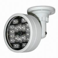 IR Illuminator with 60/30/45° Light Viewing Angle and 100m IR Night Vision Distance Manufactures