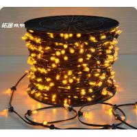 wholesale indoor/outdoor 100M Led lighting clip strings for New year decoration Manufactures