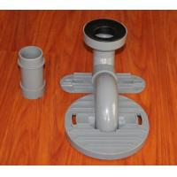 Closestool Shifter Toilet Sewage Pipe , Toilet Siphon Road Outfall Tube Manufactures