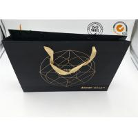 Hand Length Handle Cardboard Shopping Bags Industrial Use FSC Certified Manufactures