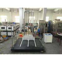 Quality 200kg Digital Zero Height Precision Drop Tester To Evaluate Anti-impact Strength for sale