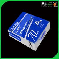 China Muti-Purpose Printing Virgin Pulp Double A4  Copier Paper Uncoated Paper on sale