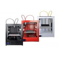 Rapid Prototyping ABS & PLA Double Extruder Desktop 3D Printer with FDM Technology Manufactures
