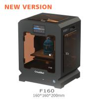 Fully Enclosed Chamber High Temperature 3D Printer 1.75mm Filament Diameter Manufactures