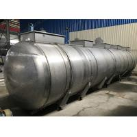 Super Large Fixed Horizontal Storage Tank For Hydrochloric Acid HCL, Nitrogen Cryogenic ANT ST1913 Manufactures